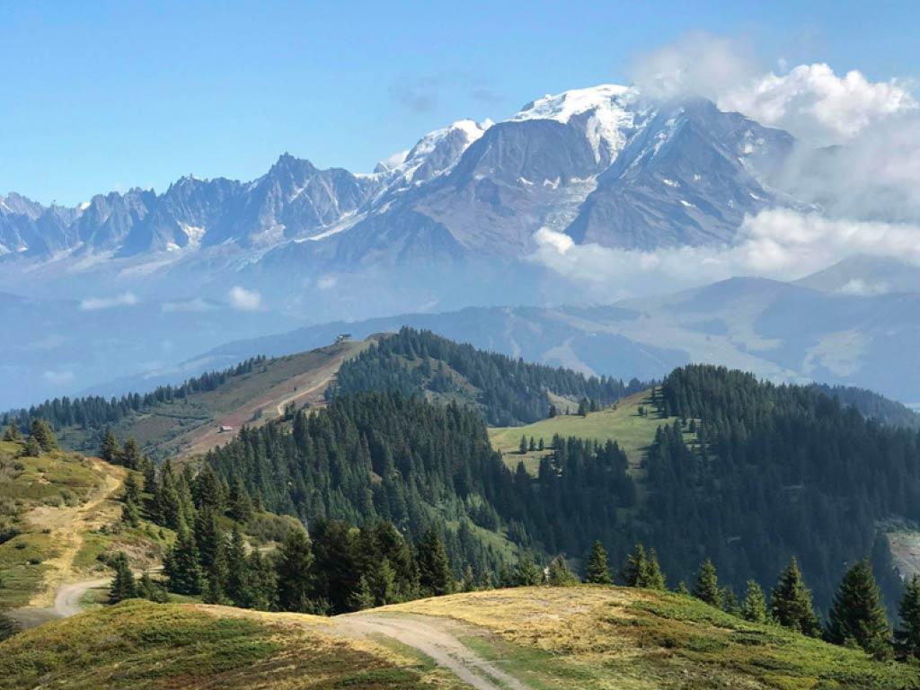 Vandring i Franska alperna